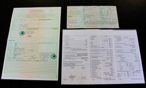Duitse autopapieren